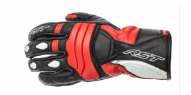 RST Jet CE Gloves Red